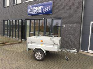 JobCar aanhanger huren Etten-Leur bagagewagen 600 Kg. Sigarenmakerstraat 12, 4871 EL te Etten-Leur