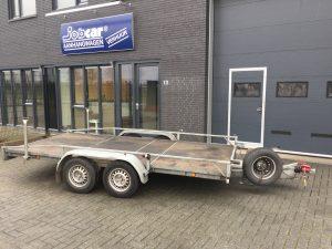JobCar aanhanger huren Oudenbosch autoambulance / multitransporter. Sigarenmakerstraat 12, 4871 EL te Etten-Leur